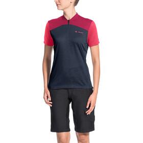 VAUDE Tremalzo IV Shirt Women eclipse/pink